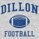 Dillon Football by KDGrafx