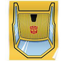 Transformers - Sunstreaker Poster