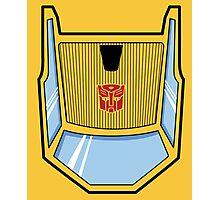 Transformers - Sunstreaker Photographic Print