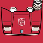 Transformers - Sideswipe by CptnLaserBeam