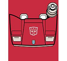 Transformers - Sideswipe Photographic Print