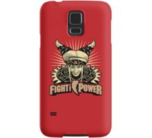 Fight the Power! Samsung Galaxy Case/Skin