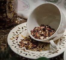 Herbal Tea by Sue Martin