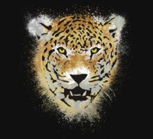 Tiger - Paint Splatters Dubs - Grunge Distressed Design by Denis Marsili - DDTK