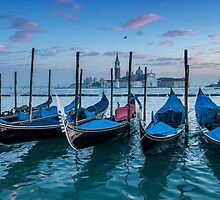 Venice - The city on the water by Roberto Bettacchi