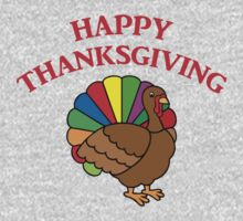 Happy Thanksgiving T-Shirts & Hoodies by seazerka