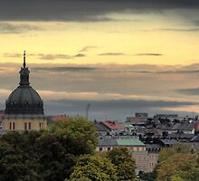 A New Day in Stockholm by Larry Lingard-Davis