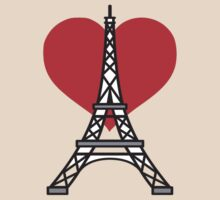 I heart Paris by Sieris