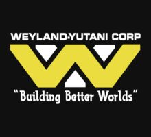 Weyland-Yutani Corporation by MetroKab
