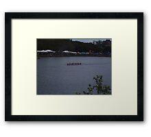 Henley Royal Regatta 1 Framed Print
