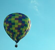 Hot Air Balloon Ride by ValSteve59