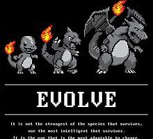 Evolve by TeeNinja