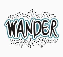 Wander Print by destinyislands