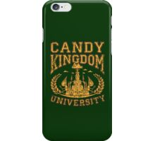 Candy Kingdom University iPhone Case/Skin
