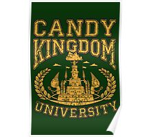 Candy Kingdom University Poster