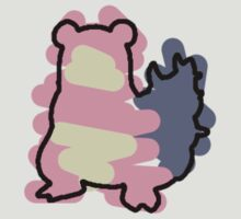 Slowbro Splotch by Rjcham