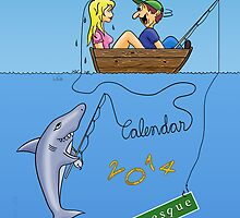 Thingsesque 2014 Calendar by Thingsesque