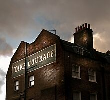 Take Courage by Newhaven