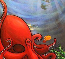 Octopus Garden by Tyler Wise