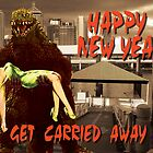 Happy New Year - Get Carried away by WendyandMarg