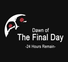 Dawn of The Final Day - Majora's Mask by timnock