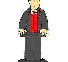 I need a Groomsman. by KateTaylor