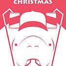 Manatee Christmas by JamieRoberts