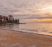 Sunset at Sandbanks by PhotosByHealy