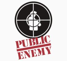 PUBLIC ENEMY (black) by Ritchie 1