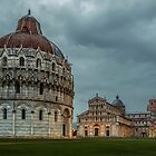 Baptistery of San Giovanni by mhfore