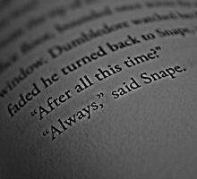 Always by Aaron Svoboda