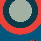 Circle Series 3 by modernistdesign