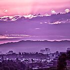 West La Sunset by enlightenedscrp