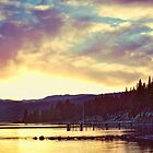 North Shore Lake Tahoe II by enlightenedscrp