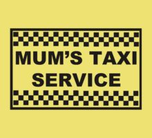 MUM'S TAXI SERVICE by puchella