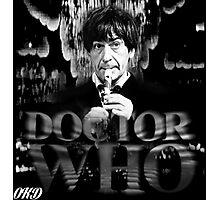 Doctor Who 50th Anniversary - Second Doctor Photographic Print