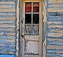 Doorway to Barracks by dianegaddis