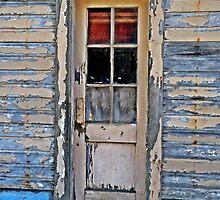 Doorway to Barracks by dianegaddis