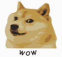 WOW Doge  by McSlothington