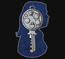 Key To His Hearts by JBonnetteArt