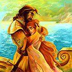 Sansa and Sandor by kallielef84
