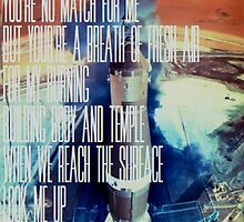 Rocket Lyrics by CUSP1