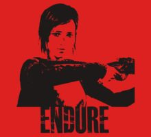 ENDURE / Ellie ~ The Last of Us by TwinMaster