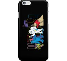 Where The Wild Monsters Are iPhone Case/Skin