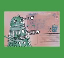 Doctor Who!  Kids Clothes