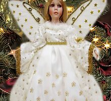 ♪♫•*¨*ANGEL STAR OF WONDER-STARS SO BRIGHT SHINING ON THIS HOLY NIGHT ♪♫•*¨* by ╰⊰✿ℒᵒᶹᵉ Bonita✿⊱╮ Lalonde✿⊱╮