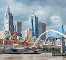 Melbourne Australia by Ray Warren