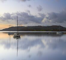 Moored by Jeanie