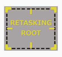 Retasking Root sticker alternative by REDROCKETDINER