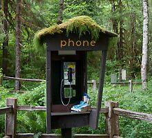 iGreen Phone by littlegrigri